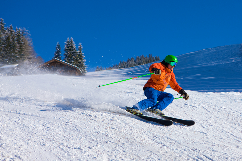 Skiing post hysterectomy sexual dysfunction